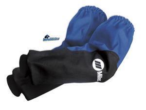 "Miller 231096 Indura 21"" FR Cotton/Grain Leather Welding Sleeves, Pair"
