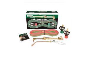 Victor 0384-2050 Contender Cutting  Welding Torch With Edge Regulators