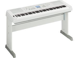 Yamaha DGX650WH Portable Grand Digital Piano in White