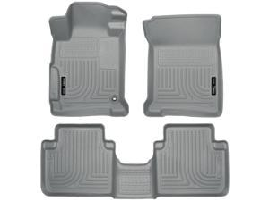Husky Liners Weatherbeater Series Front & 2Nd Seat Floor Liners 98482 2013-2015  Honda Accord