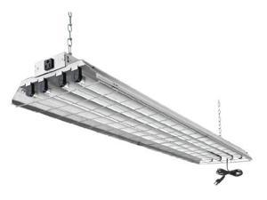 Lithonia Lighting 1284GRD RE 4-Light Heavy Duty Shoplight
