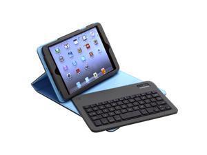 Aduro FACIO Case with Bluetooth Removable Keyboard for Apple iPad Mini