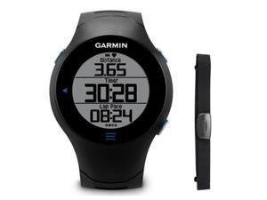 REFURBISHED Garmin Forerunner 610 GPS-Enabled Sports Watch w/ HRM Heart Rate Monitor