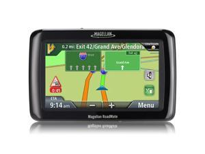 "REFURBISHED Magellan Roadmate 2136T-LM 4.3"" Touchscreen Automotive GPS Vehicle Navigation System"