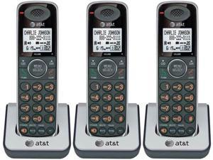 AT&T CL80100 3 PACK DECT 6.0 1.9GHz Expansion Handset Phone w/ Charger & Speakerphone (ATT)