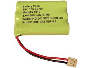 New Replacement Battery 27910 for AT&T 5.8GHz / 2.4GHz Cordless Phone