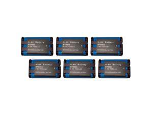 New Replacement Battery BT-0003 BT0003 For Uniden 5.8GHz Cordless Phone 6-Pack