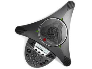 Polycom SoundStation IP 6000 Corded VoIP HD Voice Clarity Conference Phone - IP6000 w/ AC Power 2200-15660-001