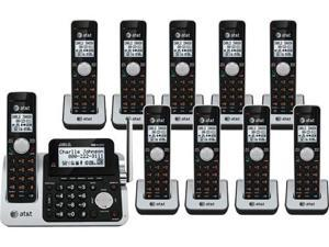 AT&T CL83201 + (8) CL80111 DECT 6.0 Technology (1.9GHz) 10 Handset Cordless Phone