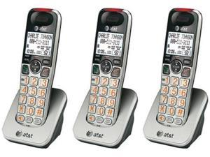 AT&T CRL30102 (3-Pack) Accessory Handset for CRL Phone Series DECT 6.0 Technology 1.9GHz Caller ID / Call Waiting W/ Speakerphone ...
