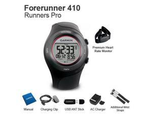 Garmin Forerunner 410 GPS Sports Watch with Heart Rate Monitor *REFURBISHED*