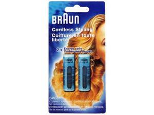 Braun CT2 Replacement Energy Cells Butane Cartridges For Cordless Curling Iron