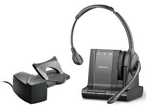 Plantronics Savi W710 Mono Wireless Headset With HL10 Lifter  (Replaces Plantronics WO300) 83545-01 8354501