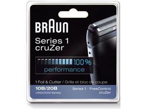 Braun 10B/20B (Formerly Known As 1000/2000FC) Replacement Foil & Cutter