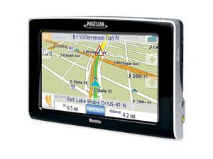 "Magellan Maestro 5310 5"" Ultra-Wide Color Touch Screen GPS Vehicle Navigation System"