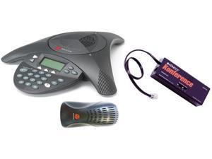 Polycom SoundStation 2 EX + Konexx Konference 2200-16200-001 + KON-10910