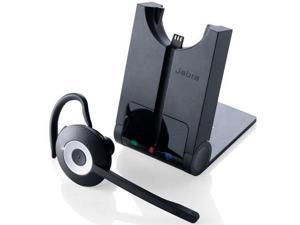 Jabra PRO930 Pro 930 UC  Mono Wireless Headset DECT 6.0 Single Earpiece w/ Noise-Canceling Microphone