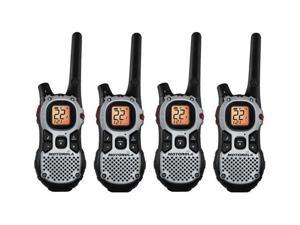 Motorola MJ270R (4-Pack) Two Way Radio / Walkie Talkie - Up To 27 Mile Range w/ 22 Channels & 121 Privacy Codes