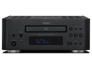 Teac CD-H750 Black Single-Disc CD Player with MP3 Playback