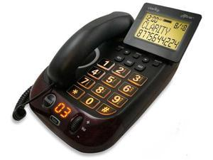 Clarity Alto Plus Talking Caller ID Big Button Amplified Corded Phone