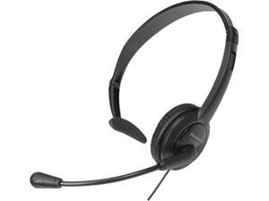 AT&T KX-TCA400 / KX TCA400 / KXTCA400 Over The Head Headset W/ Noise Canceling Microphone