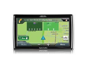 Magellan RoadMate 1700-LM 7 Inch wide color touch screen GPS Vehicle Navigation System
