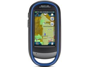 "Magellan Explorist510-R 3.0"" touch screen GPS with 3.2 mega-pixel camera"