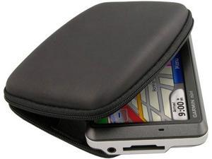Magellan 4.3 Inch Hard black EVA compact Carrying Case