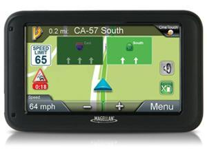 "Magellan RoadMate 5245T-LM 5"" Inch Automotive GPS Vehicle Navigation System ( RM5245SGLUC )"