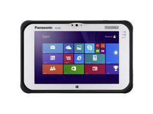 "Panasonic FZ-M1CEAAXBM Windows 8.1 Pro 64-bit 8 GB RAM 7"" LED Touchscreen 1.6 GHz Intel Core i5 Tablet"