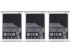 New Replacement Battery For Samsung GALAXY NOTE Phone 3 Pack
