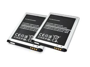 New Replacement Battery For Samsung GALAXY S3 Phone 2 Pack