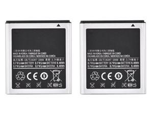 New Replacement Battery For Samsung Infuse 4G Phone ( 2 Pack )