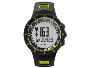 Suunto Quest Sports Fitness Watch W/ HRM ( SS019158000 ) Yellow