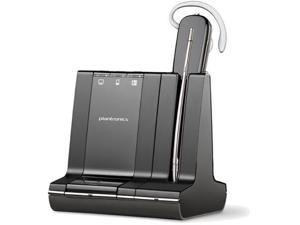 Plantronics 84001-01 Savi W740-M Microsoft Optimized Mono Wireless Headset