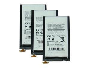 Battery for Motorola EB20 (3-Pack) Replacement Battery
