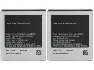 Battery for Samsung i727 (2-Pack) Replacement Battery