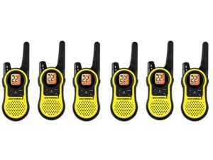 Motorola MH230TPR (6-Pack) Walkie Talkie
