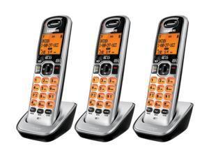Uniden DCX160-3 DECT 6.0 Compact Cordless Phone w/ Caller ID
