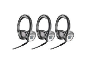 Plantronics AUDIO995 Stereo Wireless Headset (3 Pack)