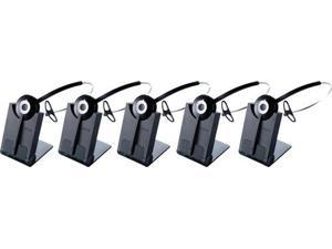 Jabra PRO920 (5-Pack) Mono Wireless Headset