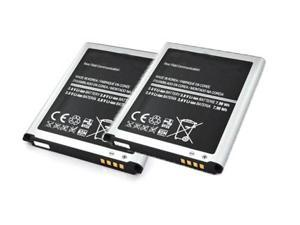 Replacement Battery for Samsung EBL1G6LLA (2-Pack)