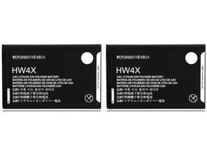 Motorola Bat-HW4X 2-Pack Cell Phone Accessories