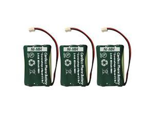 Replacement Battery for AT&T Phones (3-Pack)