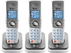 AT&T SL80108 Wall Mountable/Mount Included Eco-Friendly Phone 3 Pack