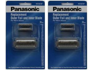 Panasonic WES9079P Replacement Pack  Foil and Blade ( 2 Pack )