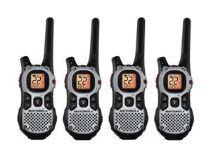 Motorola MJ270R 4 Pack Two Way Radio / Walkie Talkie Up To 27 Mile Range New