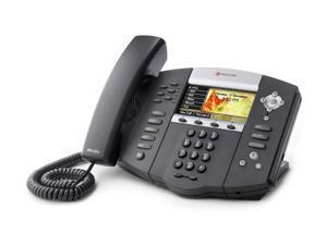 Polycom 2200-12670-001 SoundPoint IP 670 6-Line IP Phone w/ AC