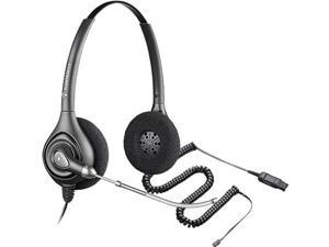 Plantronics PW261 Stereo Corded Headset