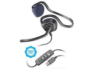 Plantronics Audio 648 Corded USB  Stereo Headset